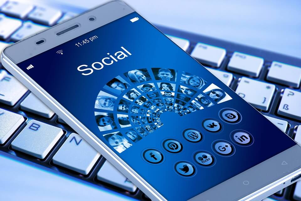 Seven Thrillers Featuring Social Media