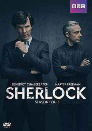 Sherlock: Season Four (DVD)