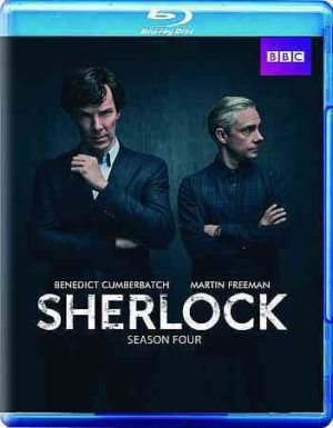 Sherlock- Season Four (Blu-ray;Widescreen; 2 video discs)