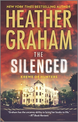 The Silenced by Heather Graham (Hardcover)