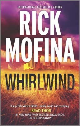 Whirlwind by Rick Mofina (paperback)
