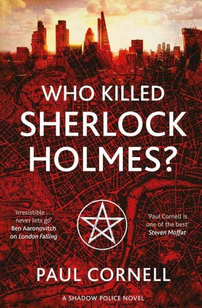 Who Killed Sherlock Holmes? by Cornell, Paul