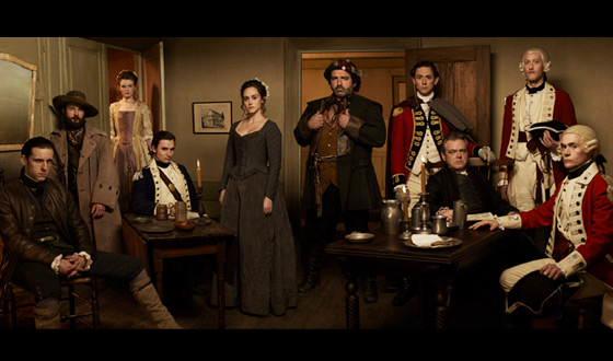 DVD Review– Turn: Washington's Spies– Seasons 2 & 3