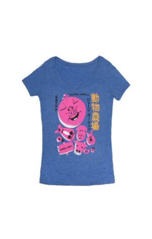 ANIMAL FARM (JAPANESE EDITION) Women's T-Shirt