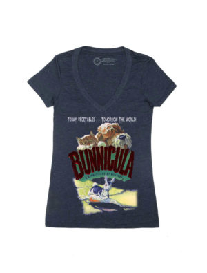 bunnicula-womens-t-shirt