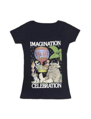 IMAGINATION CELEBRATION (SENDAK) Women's T-Shirt