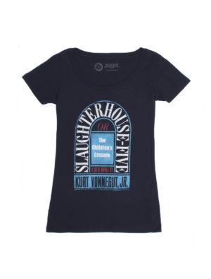 SLAUGHTERHOUSE-FIVE (SCOOP) Women's T-Shirt
