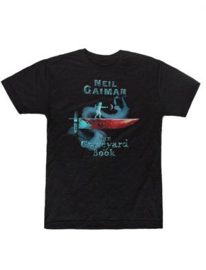 THE GRAVEYARD BOOK Unisex T-Shirt