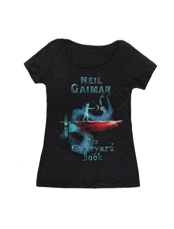 THE GRAVEYARD BOOK Women's T-Shirt