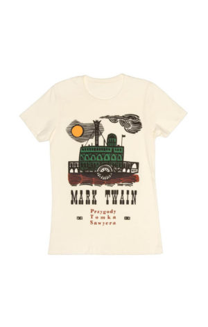 Tom Sawyer Women's T-Shirt (crew)