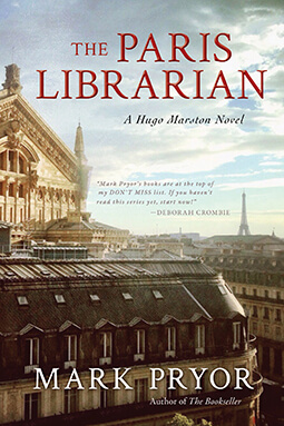 The Paris Librarian by Mark Pryor