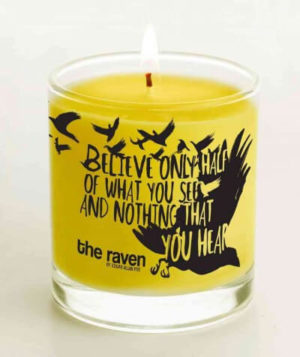 The Raven Candle