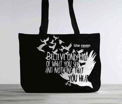 c327a1885b The Raven Tote Bag