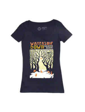 WATERSHIP DOWN (SCOOP) Women's T-Shirt