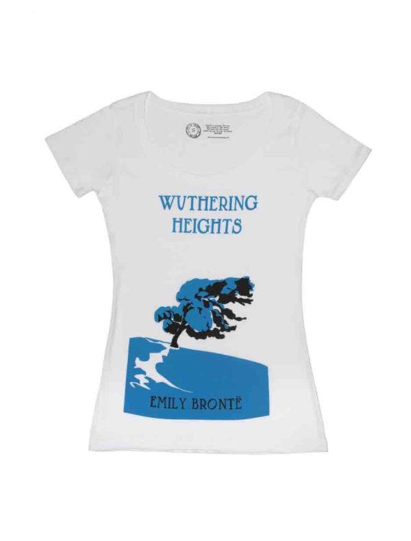WUTHERING HEIGHTS (SCOOP) Women's T-Shirt
