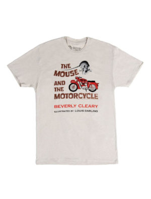 mouse and the motorcycle Unisex T-Shirt