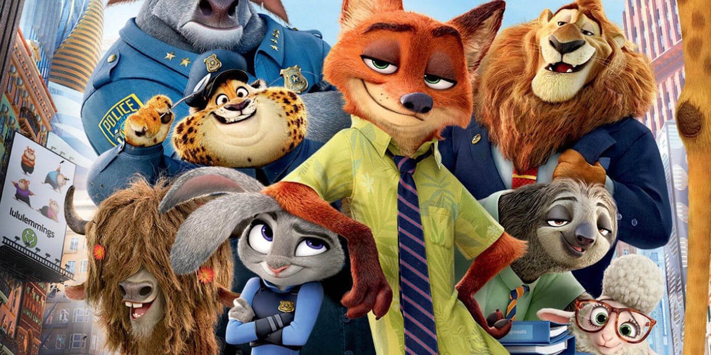 DVD Review– Zootopia