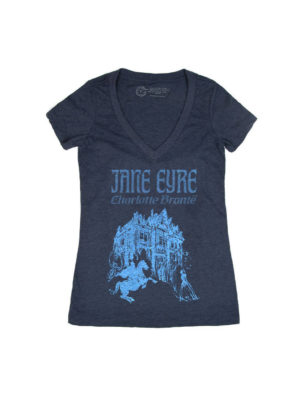 JANE EYRE V-NECK WOMEN'S T-Shirt