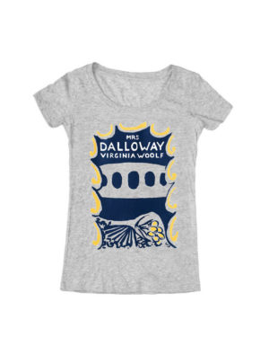 MRS. DALLOWAY (SCOOP) Women's T-Shirt (Copy)