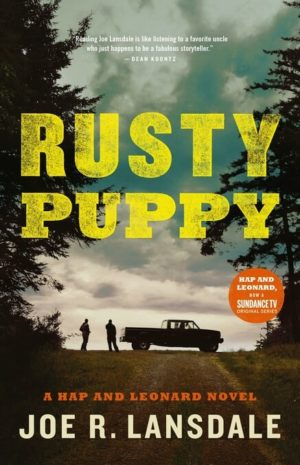 rusty puppy by Joe R Lansdale