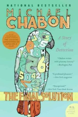 The Final Solution- A Story of Detection by Michael Chabon