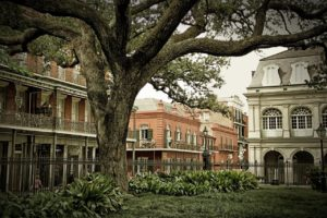 Why Mystery Mixes Well With New Orleans