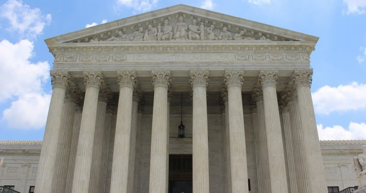 Why the Supreme Court Makes a Fantastic Setting for a Novel