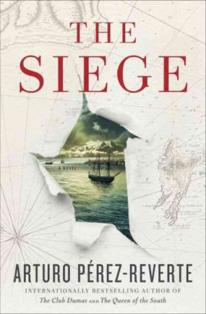 The Siege by Perez-Reverte, Arturo: Wynne, Frank
