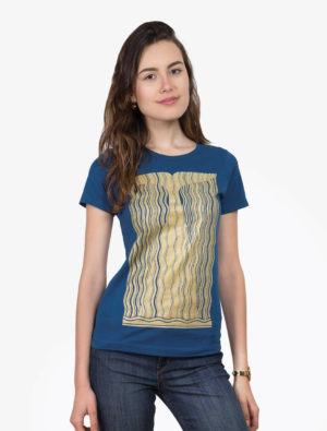 Moby Dick T-Shirt (Gilded, Women's)