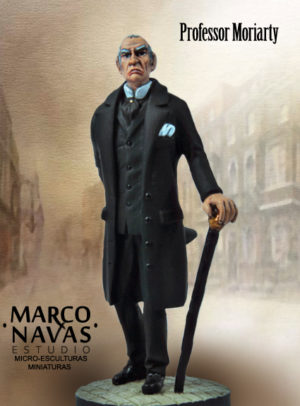 Professor Moriarty Figurine