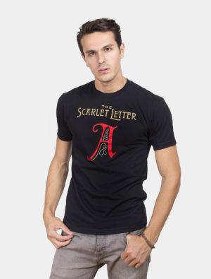 Scarlet Letter T-Shirt (Unisex)