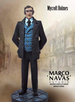 Mycroft Figurine