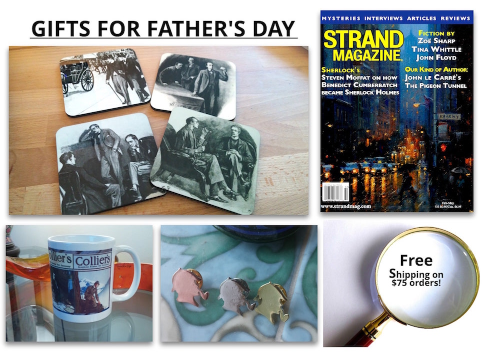 Gifts in Time for Father's Day