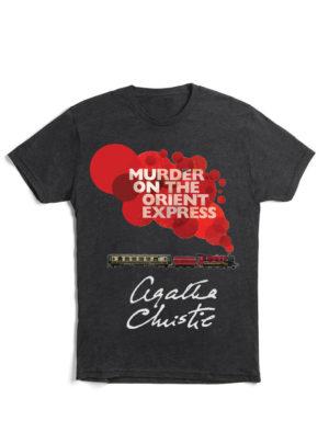 Murder on the Orient Express T-Shirt (Unisex)