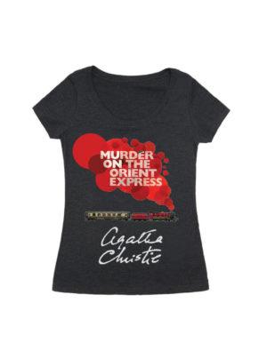 Murder on the Orient Express T-Shirt (Women's)