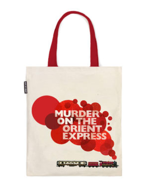 Murder on the Orient Express Tote