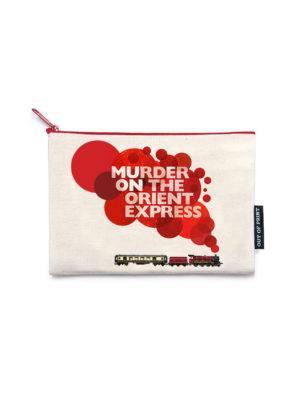 Murder ont he Orient Express Pouch