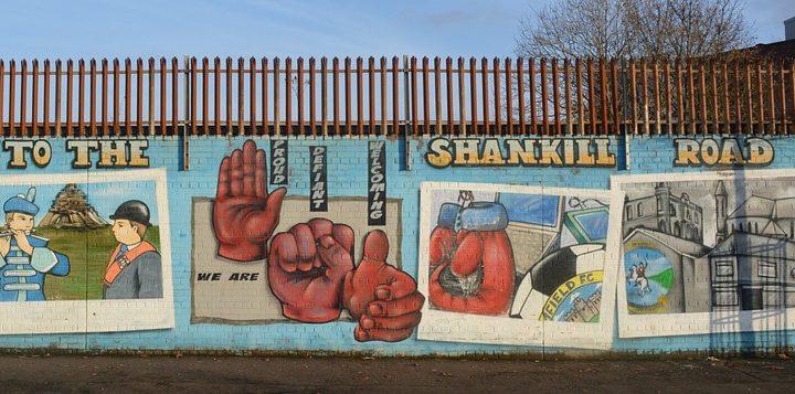 My Top Ten Northern Irish Crime Novels
