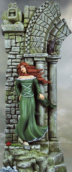 Annabel Lee Figurine