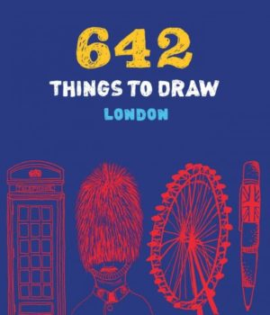 642 Things to Draw- London - Pocket Size