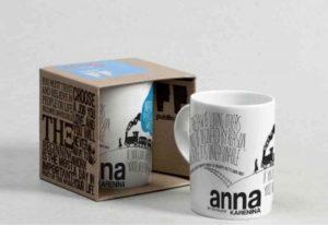 Anna Karenina Mug