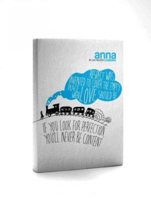 Anna Karenina Paperback Journal