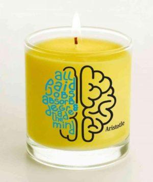 Aristotle Candle - Vanilla