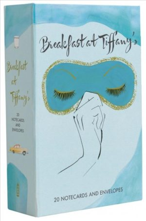 Breakfast at Tiffany's Notecards