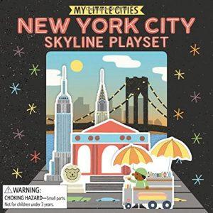 My Little Cities: New York City Skyline Playset