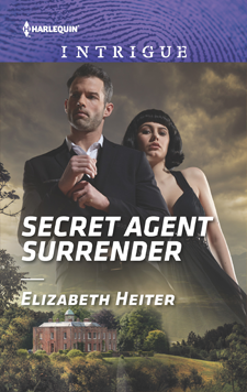SECRET AGENT SURRENDER by Elizabeth Heiter