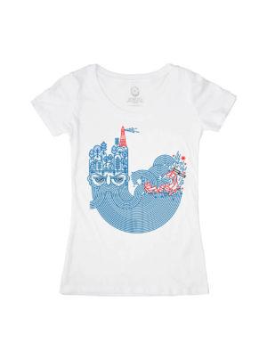 THE Tempest Unisex Women's T-Shirt (Scoop)