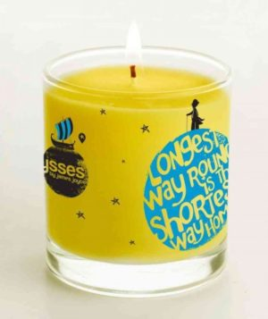 Ulysses Candle - Vanilla