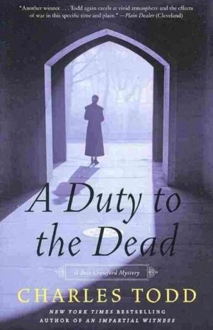 a duty to the dead charles todd