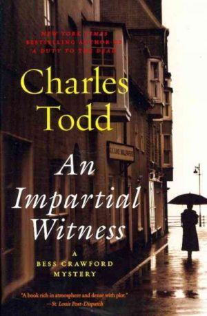 an impartial witness charles todd